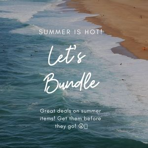 Let's make some summer offers!